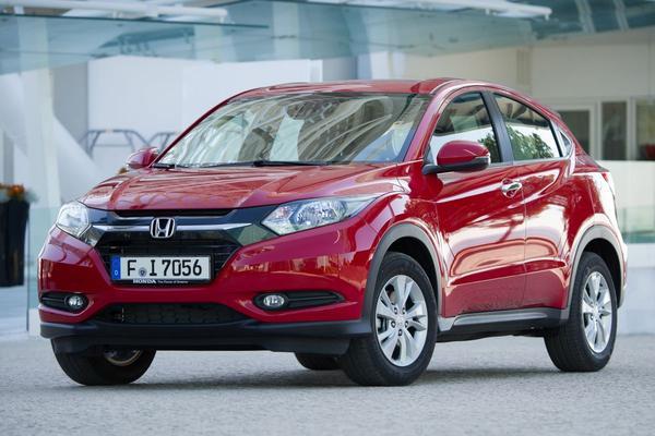Prijskaartjes voor Honda HR-V