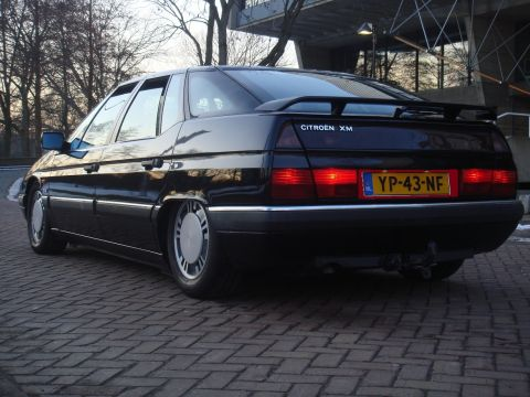 citroen xm v6 ambiance 1990 gebruikerservaring autoreviews. Black Bedroom Furniture Sets. Home Design Ideas