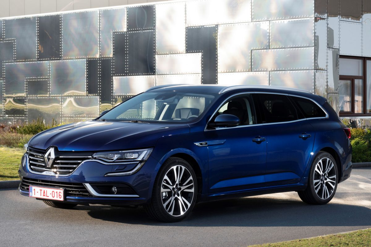 renault talisman estate tce 200 intens specificaties auto vergelijken. Black Bedroom Furniture Sets. Home Design Ideas