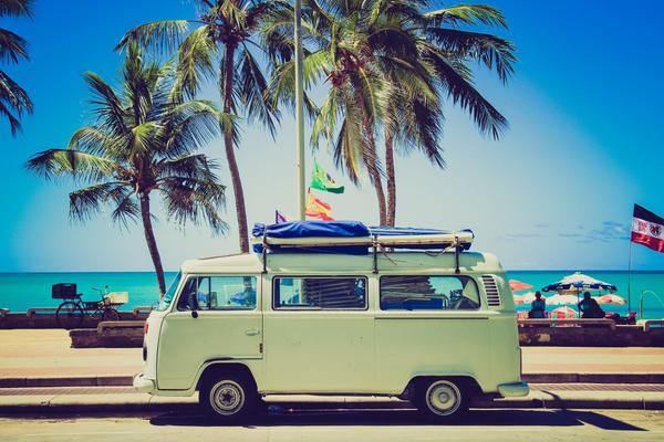 Vakantie op wielen