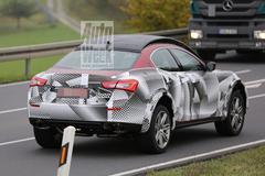 Maserati aan elektrificatie 'omdat het moet'