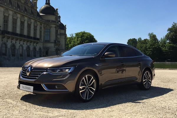 Video: Journaal - Renault Talisman: geen hatchback meer