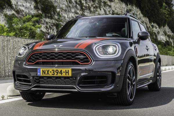 Rij-impressie: Mini Countryman John Cooper Works ALL4
