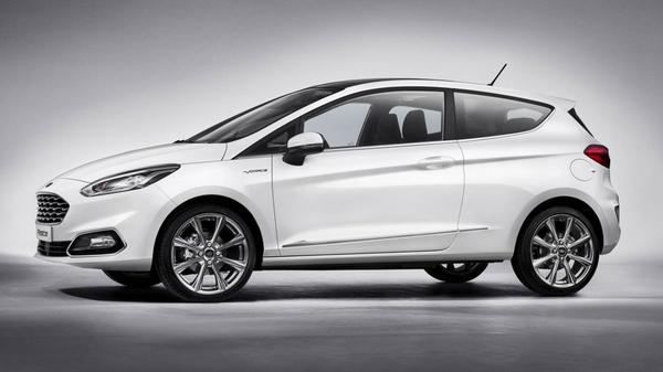 'Komst Ford Fiesta naar VS onzeker'