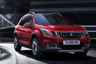 Peugeot 2008 facelift