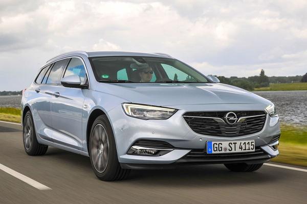 Rij-impressie: Opel Insignia Sports Tourer