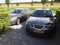Saab 9-3 Sport Estate 1.8t Intro Edition