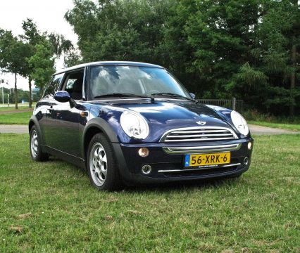 mini cooper 2004 gebruikerservaring autoreviews. Black Bedroom Furniture Sets. Home Design Ideas