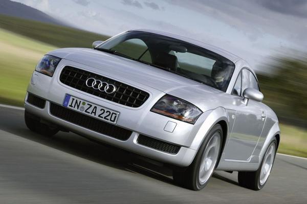 AutoWeek Top 50: Audi TT