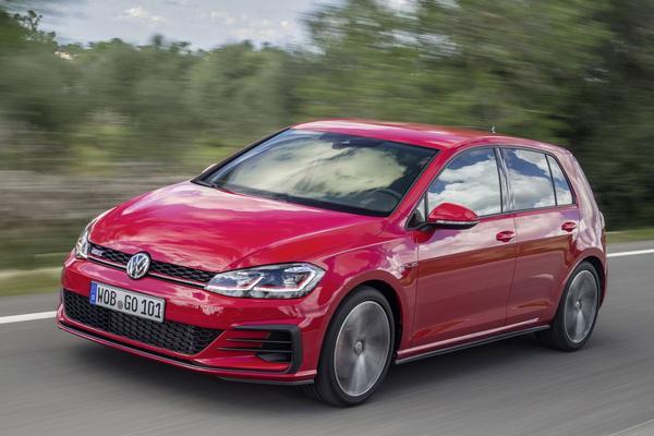 Rij-impressie: Volkswagen Golf GTI Performance