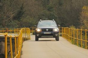 Dacia Duster EDC - Rij-impressie