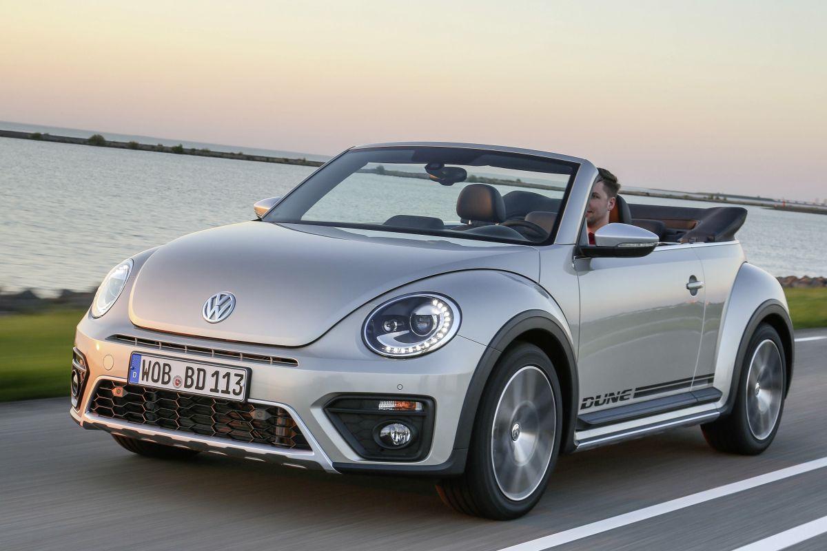 Volkswagen Beetle Dune Rijimpressies Autoweek Nl