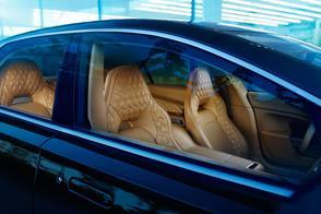 Aston Martin opent portieren van Lagonda