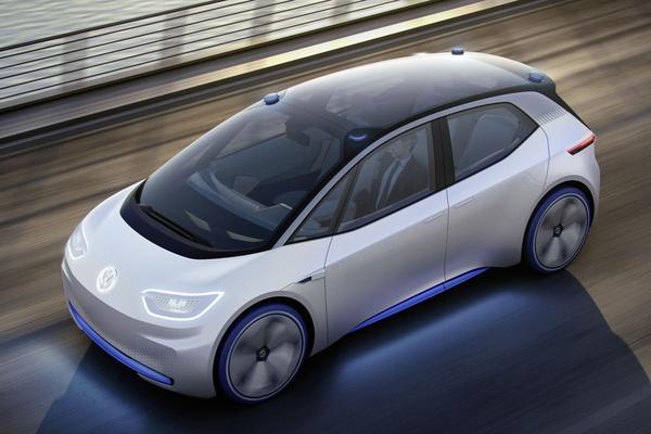 'I.D.' is toekomst van Volkswagen
