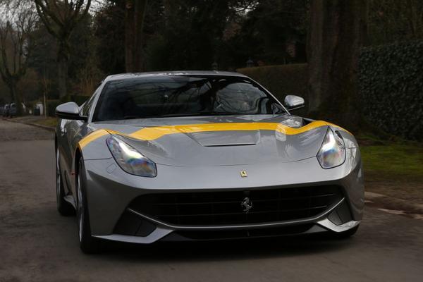 Ferrari F12 Tour de France 64 eert 250 GTO