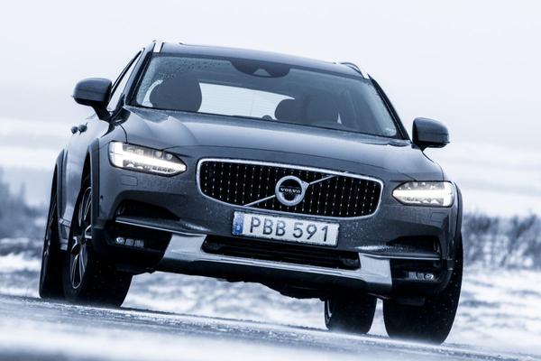 Volvo verkoopt meer auto's in eerste kwartaal