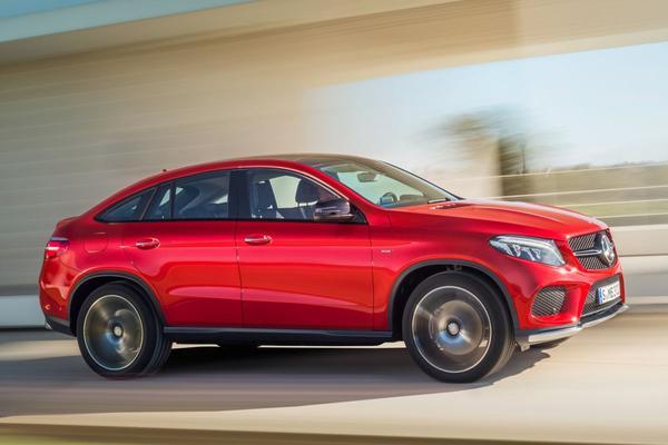 Gereden: Mercedes GLE en GLE Coupé