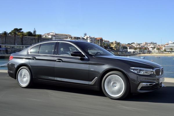 BMW geeft modellengamma updates