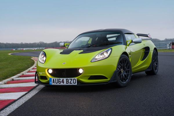Nieuwe Lotus Elise op planning voor 2020