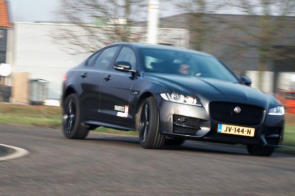 Video: Jaguar XF - nieuw in de duurtestvloot