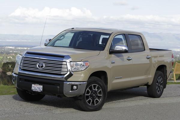 Rij-impressie: Toyota Tundra Crewmax Limited 5.7 iForce V8