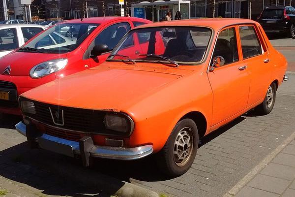 In het wild: Renault 12