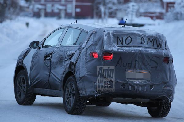 Kia Sportage heeft Audi Q5-aspiraties