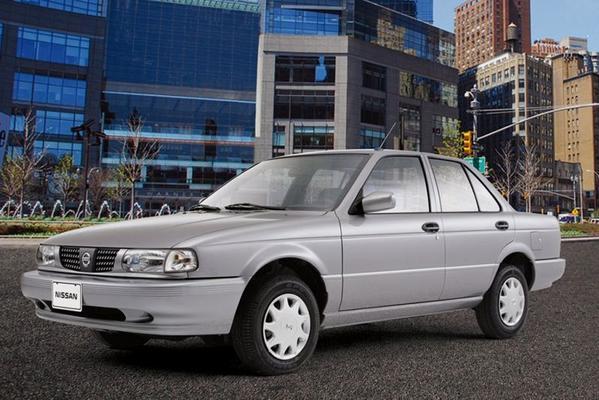 Doek valt voor Nissan Tsuru