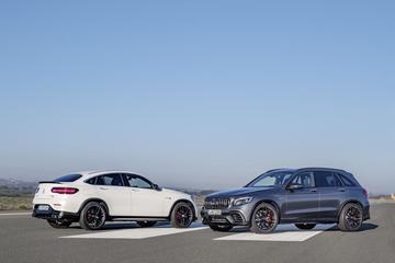 Prijzen Mercedes-AMG GLC 63 en 63 Coupé bekend