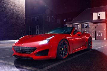 Ferrari California T volgens Novitec Rosso