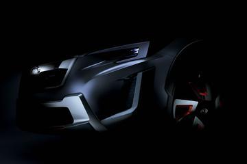 Subaru XV Concept naar Genève