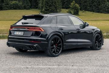 Plug-in hybride Audi Q8 krijgt meer vermogen