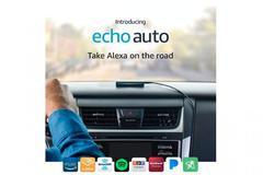 Amazon's brengt Echo Auto