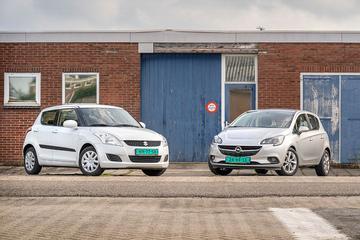 Suzuki Swift vs. Opel Corsa - Occasiondubbeltest