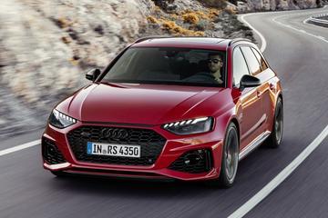 Prijs bekend van vernieuwde Audi RS4 Avant
