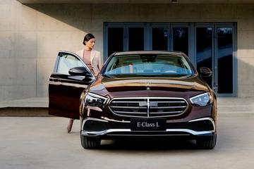 Mercedes-Benz E-klasse verlengd