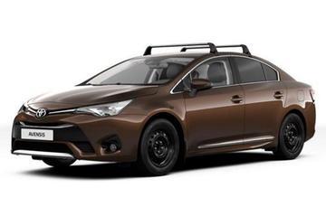 Curieuze configuratie: Toyota Avensis