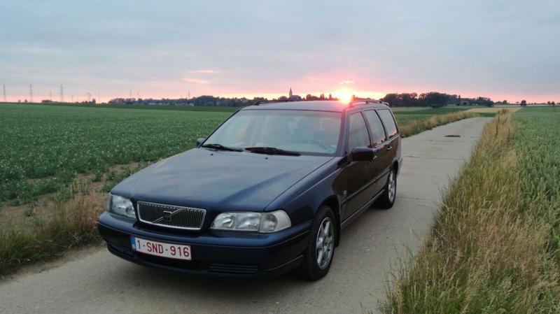 Volvo V70 TDI 2.5 Comfort-Line (1998)