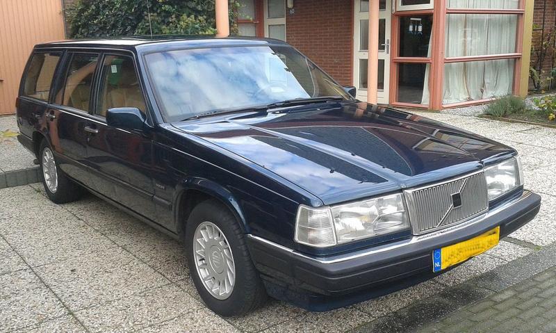 Volvo 960 Estate 3.0i 24V Prestige (1992)