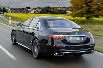 Prijs plug-in hybride Mercedes-Benz S-klasse bekend