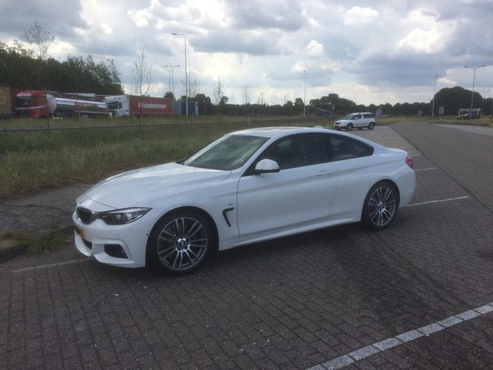 BMW 430i Coupé (2017)