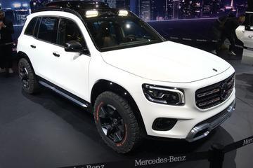 Mercedes-Benz Concept GLB gepresenteerd