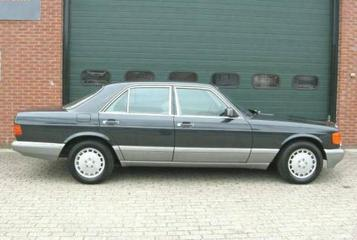 Mercedes-Benz 300 SE (1986)