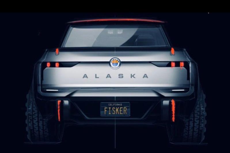 Fisker Alaska teaser