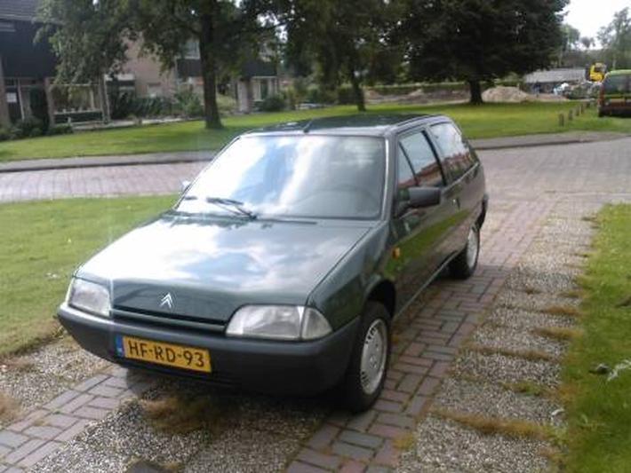 Citroën AX 11 First (1993) #4