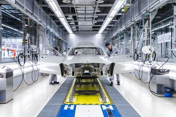 Mercedes-Benz vermindert productie wegens leveringsprobleem