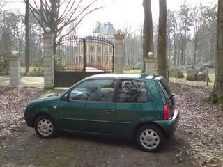 Volkswagen Lupo 1.4 16V 75pk Comfortline (2000)