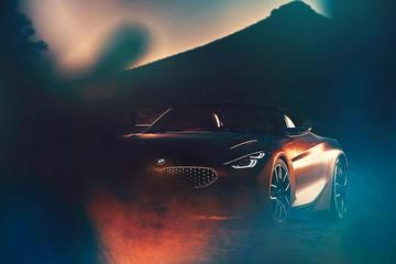 BMW teaset Z4-opvolger