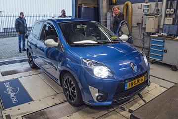 Renault Twingo 1.2 TCe GT - Op de Rollenbank