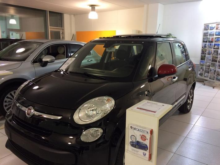 Fiat 500L 1.4 16v 95 Easy (2014)